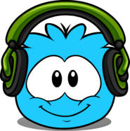 Puffle Headphones in Interface