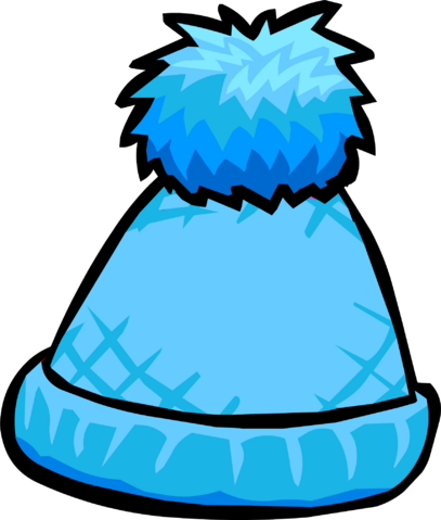 File:Blue Pom Pom Toque clothing icon ID 1104.png