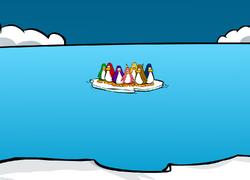 PSA Mission 1 broken iceberg part