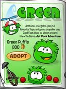 GreenPuffleCatalog
