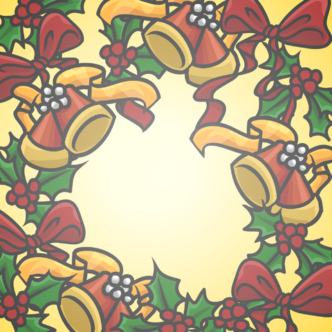 File:Holiday Wreath Background.png