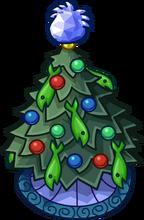 Merry Walrus Tree