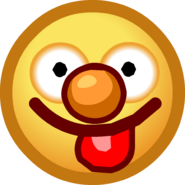 Muppets 2014 Emoticons Tongue