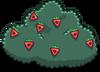 Large Multi-berry Bush sprite 002