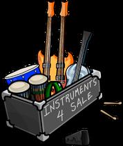 Music Catalog bin 2011