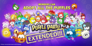 Puffle Party 2016 Extended Homepage Ad