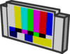 LCD Television sprite 017