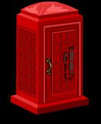 Telephone Box sprite 001