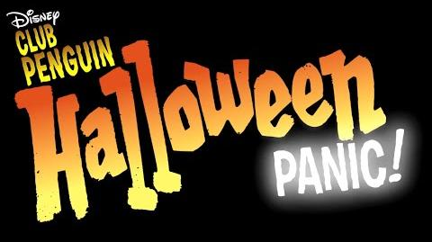 Disney Club Penguin - Halloween Panic! Trailer