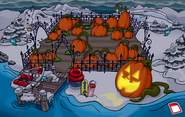 Halloween Party 2010 Dock