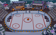 Halloween Party 2016 Ice Rink