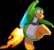 Login Screen May 8 2014 Jetpack Penguin