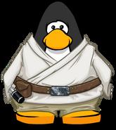 Luke Skywalker Robes on Player Card
