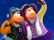 Respect Others Club Penguin Island
