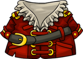 Swashbuckler's Coat clothing icon ID 4228