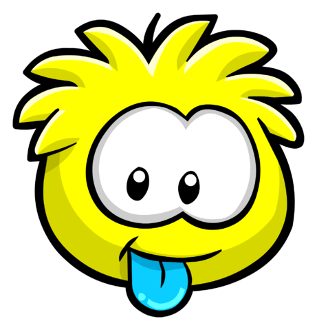 File:Yellow Puffle Pin icon.png