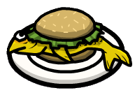 File:Fishburger on Plate.png