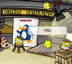 File:Yellow Puffle Painting Fal.png