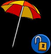 Beach Umbrella unlockable icon