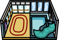 Gymnasium Igloo Icon
