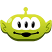 Decal Alien icon