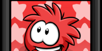 Red Puffle Picture
