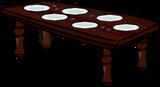 Rosewood Dinner Table sprite 005