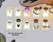 Herbert disguises SUCCESSFUL