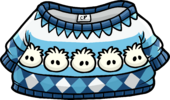 Pufflepullover