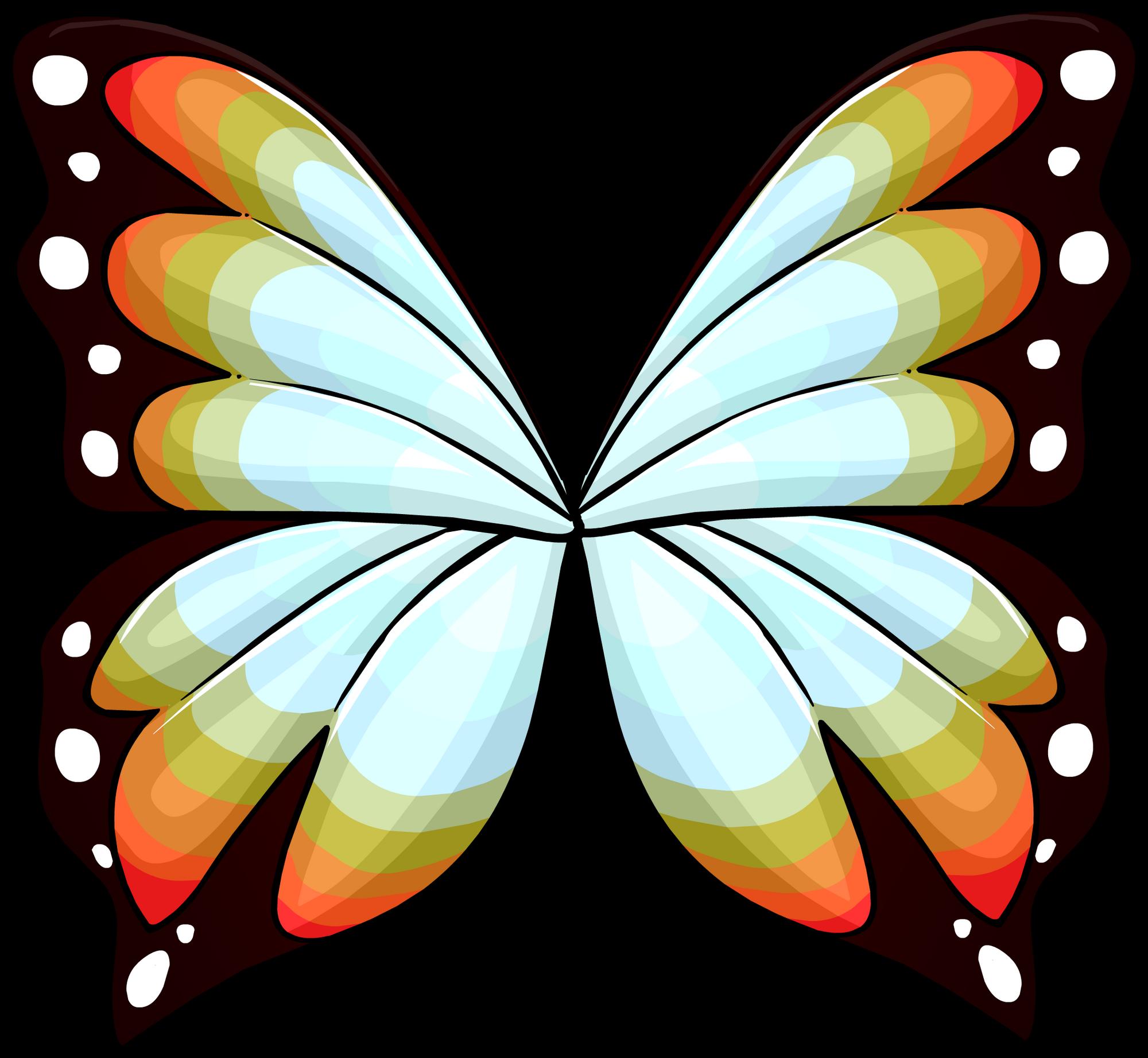 butterfly wings club penguin wiki fandom powered by wikia