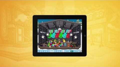 Club Penguin - iPad App Official Trailer