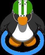 Green Cap445566