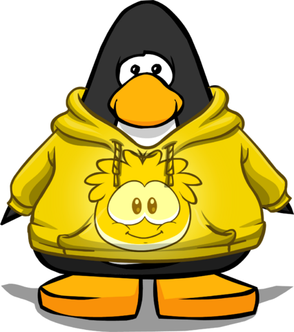 File:Gold Puffle Hoodie on Player Card.png