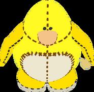 Yellow Penguin Stuffie IG