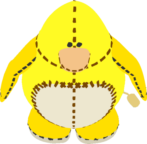File:Yellow Penguin Stuffie IG.png