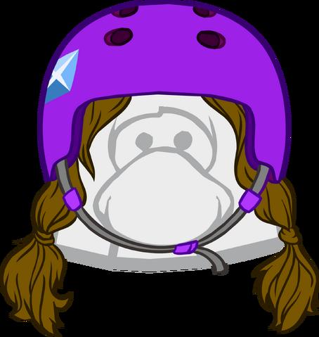 File:Brunette Skater Pigtails icon.png