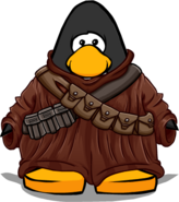 Jawa Costume from a Player Card