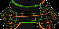 Neon Grid Jacket