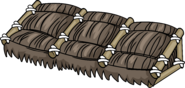 Thatched Awning sprite 003