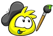 File:Yellow puffle paint.png
