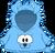 Blue Border Collie Hoodie