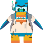 Gary Bot corrupted sprite