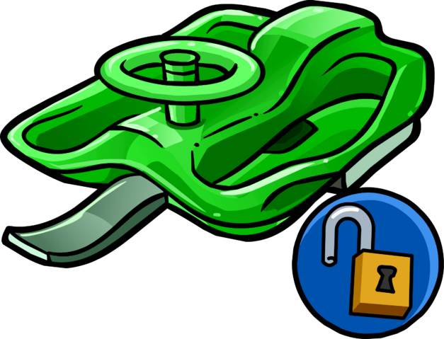 File:Green Racing Sled unlockable icon.png