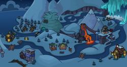 Operation Puffle Wilderness map