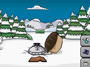 Herbert's base entrance