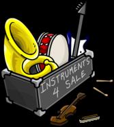 Music Catalog bin 2008