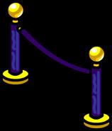 Violet Velvet Rope sprite 002