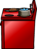 Shiny Red Stove sprite 010