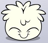 Whitepufflepet