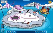 Pink Puffle Room